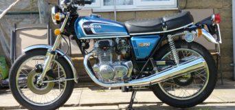 Honda CB250G5