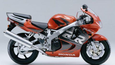 Honda CBR 900 RRW Fireblade 1998