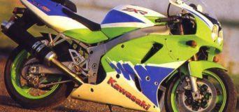 Kawasaki ZXR750L (1993)