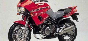 Yamaha TDM850 (1993)